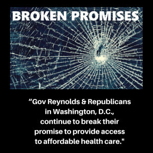 Dems: Another broken health care promise to Iowans by Republicans