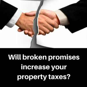 Dems: How much will your city lose if Republicans break property tax promises?