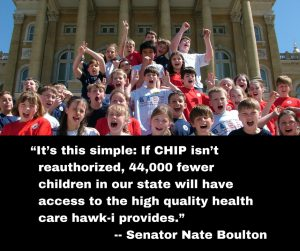 Dems: New Iowa health care disaster approaches: End of hawk-i