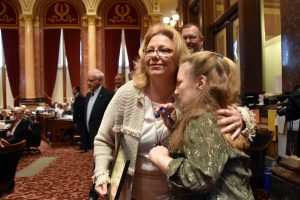 Dems: Statement from Sen. Pam Jochum on passing of Sarah Jochum, her daughter
