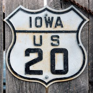 Dems: HWY 20 shows the promise of rural Iowa investments