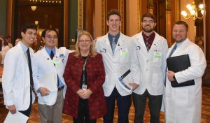 "Dems: Jochum receives Pharmacy Association's ""Good Governance Award"""