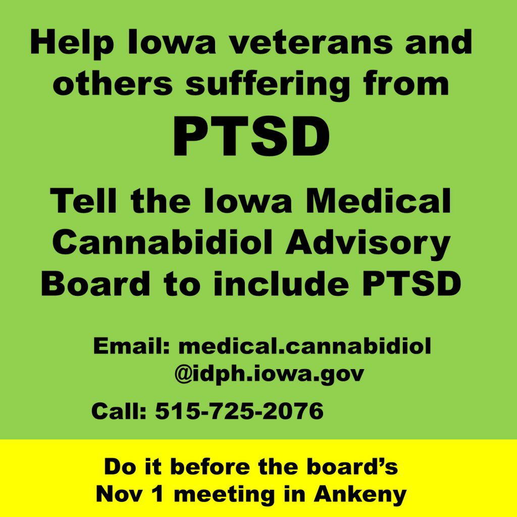 11/2019 meeting med cannabis call to action