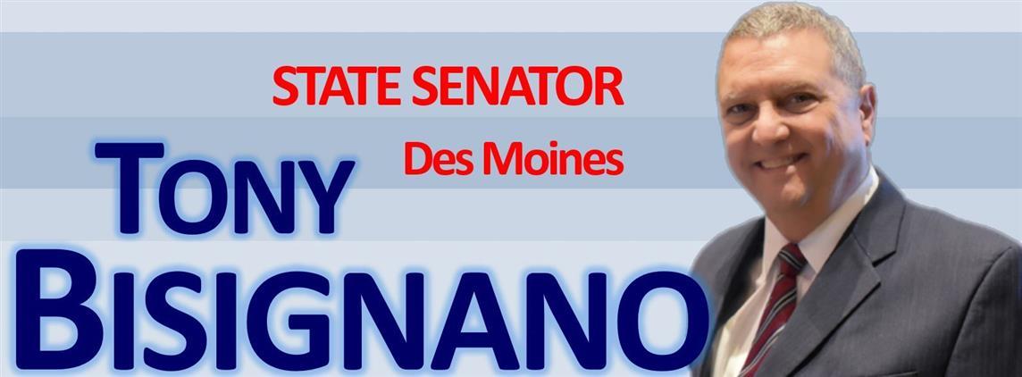 State Senator Tony Bisignano