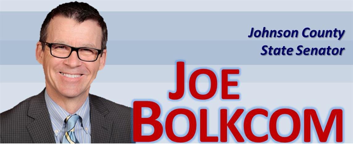 State Senator Joe Bolkcom