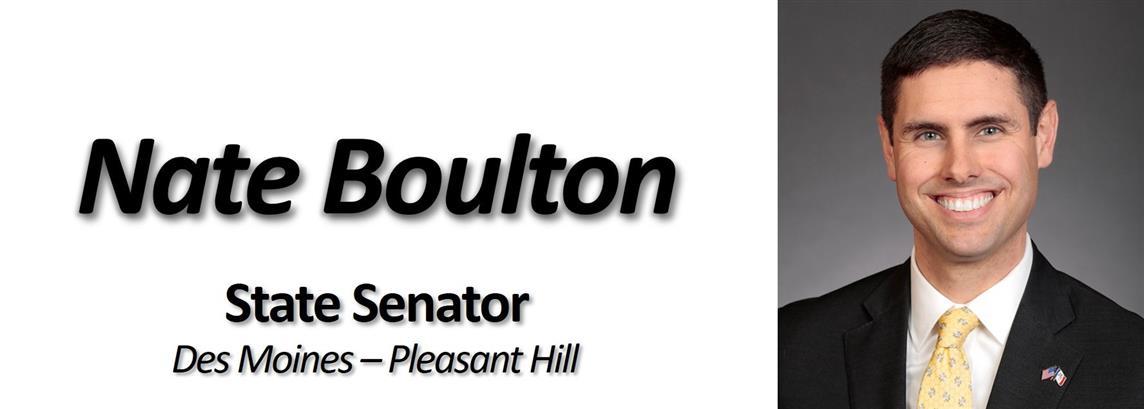 State Sen. Nate Boulton