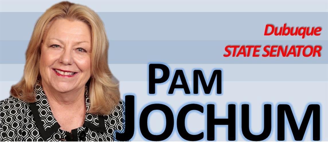 State Senator Pam Jochum