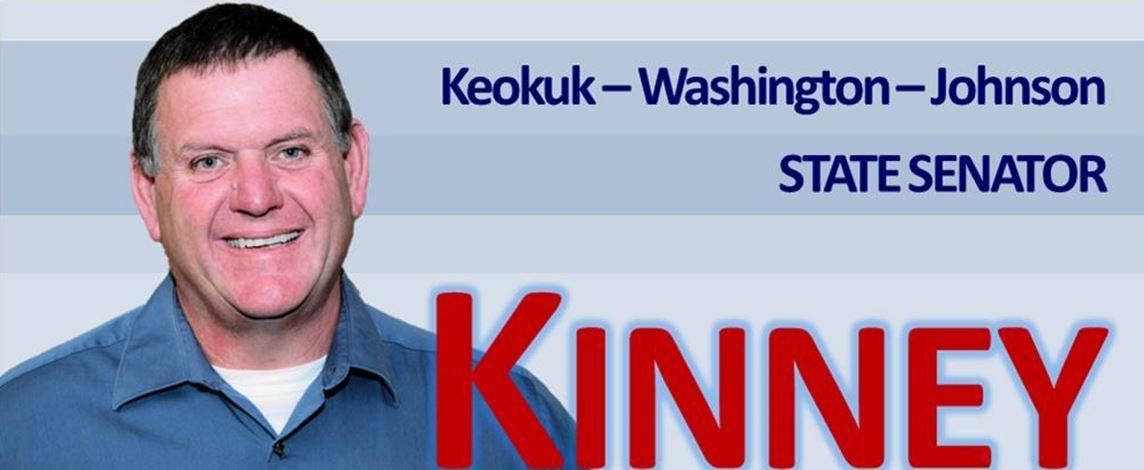 State Senator Kevin Kinney