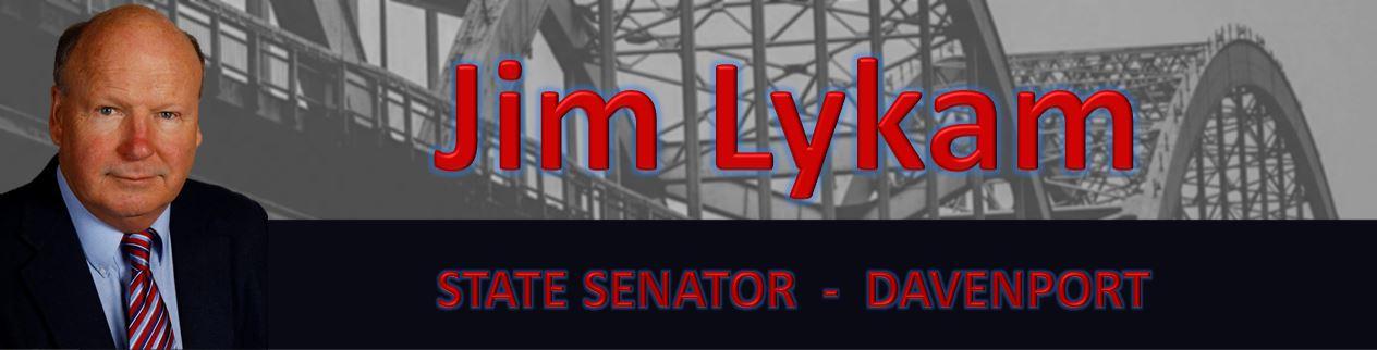 State Senator Jim Lykam