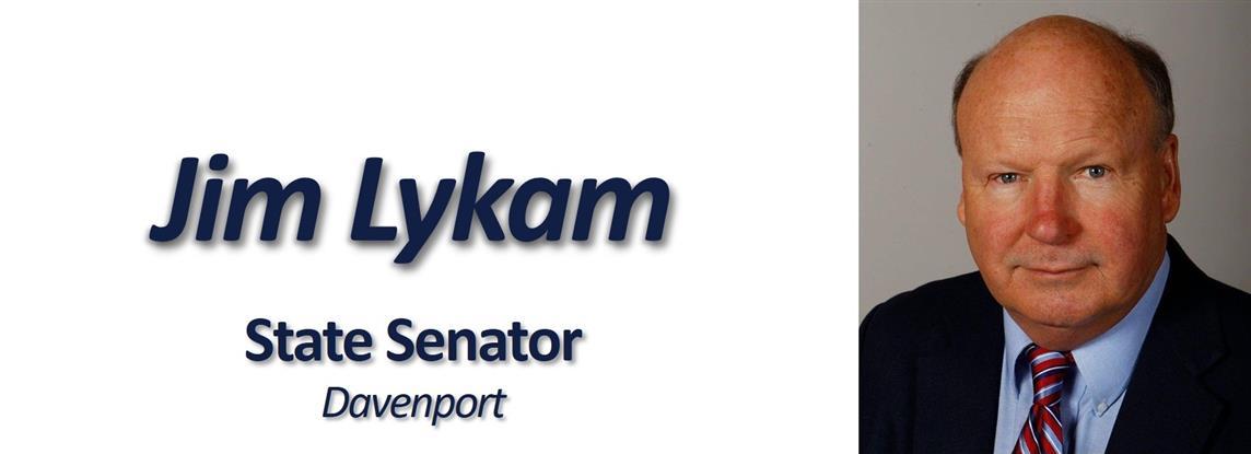 State Sen. Jim Lykam