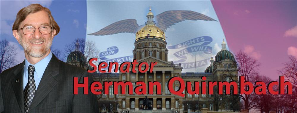 Senator Herman Quirmbach