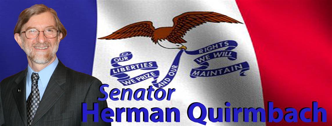 State Senator Herman Quirmbach