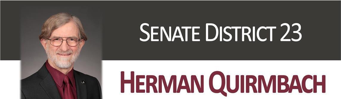 State Sen. Herman Quirmbach