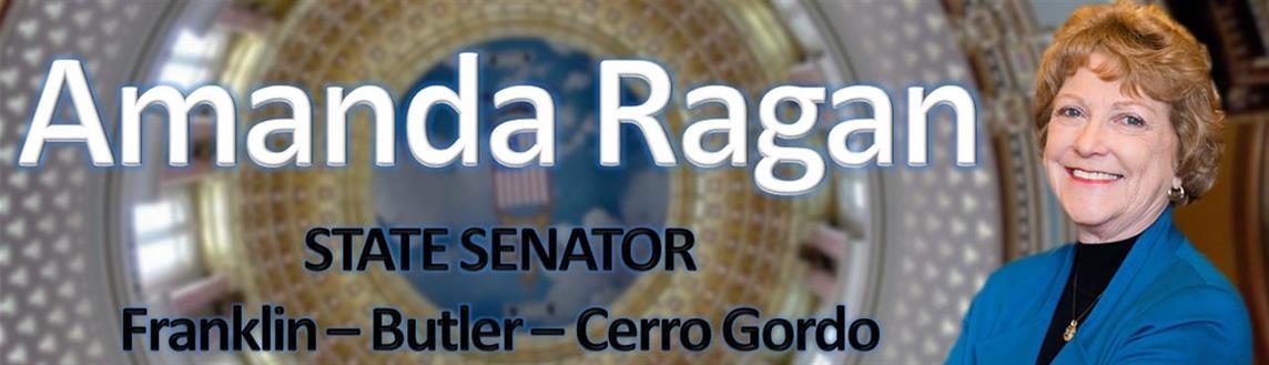 State Senator Amanda Ragan