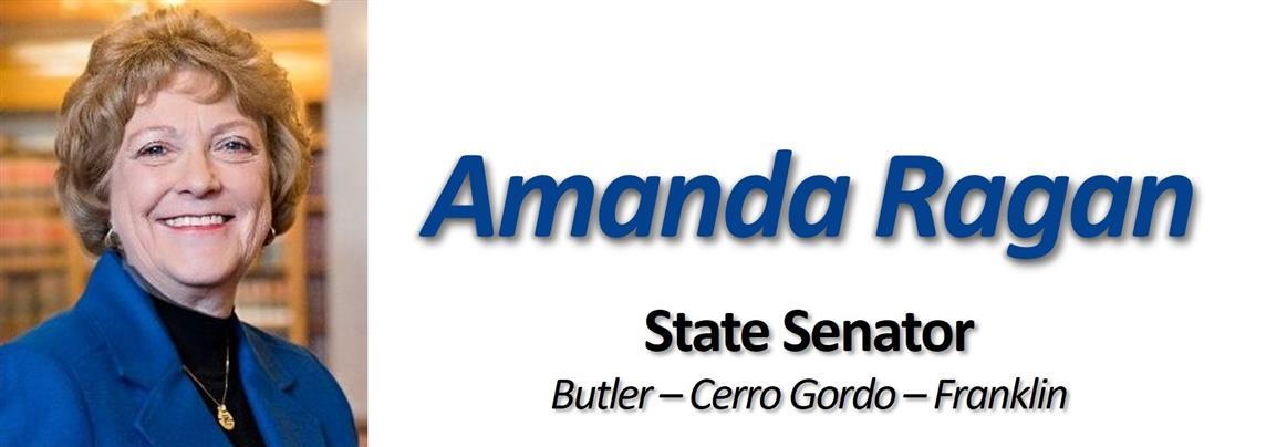 State Sen. Amanda Ragan