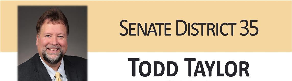 State Sen. Todd Taylor