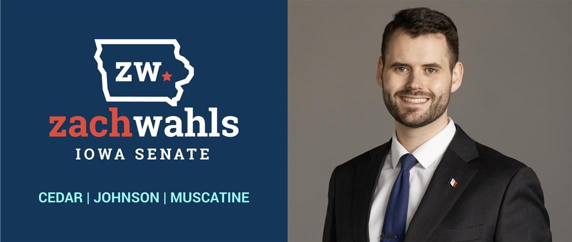 State Sen. Zach Wahls